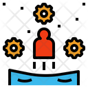Behavior Conduct Manners Icon