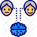 Human Behaviorm Human Behavior Human Brain Icon