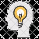 Human Brain Human Mind Creative Idea Icon