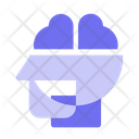 Artificial Intelligence Technology Intelligence Icon