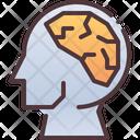Brain Human Idea Icon