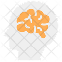 Human Brain Mind Intellect Icon