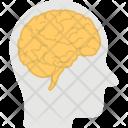 Human Brain Natural Icon