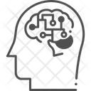 Human Brain Brain Brain Anatomy Icon
