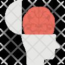 Human Brain Intelligence Icon