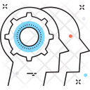 Human Brain Idea Icon