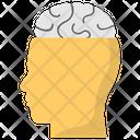 Human Brain Mind Icon