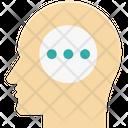 Human Brain Head Brain Icon