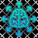 Brain Head Human Brain Icon