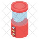 Human Brain Jar Icon