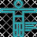 Human Chart Icon