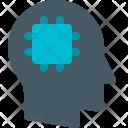 Human Chip Smart Icon
