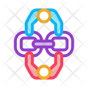 Human Connection Collaboration Icon