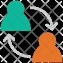 Human Connectivity Add Icon