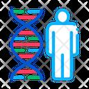 Dna Gene Genetic Icon