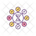 Human DNA Testing Icon