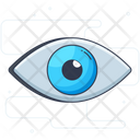 Human Eye Eye Care Organ Icon