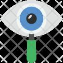 Human Eye Watcher Icon