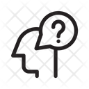 Human Faq Icon