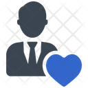 Charity Heart Human Heart Icon