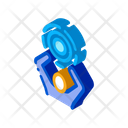 Human Hold Target Icon