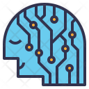 Human intelligence Icon