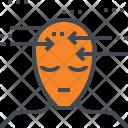Learning Human Head Icon