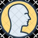 Human Profile Icon