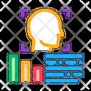 Human Profile Information Icon