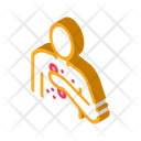 Human Rash Problem Icon