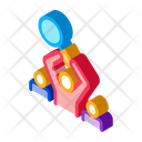Human Research Strategy Icon