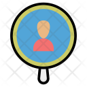 Human Resources Job Icon