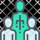 Human Resource Management Icon