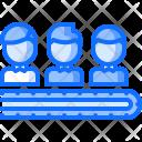 Human Resource Conveyor Icon