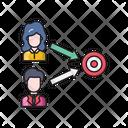 Human Resource Employees Icon