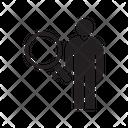 Human Resource Recruiting Recruitment Icon