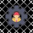 Human Resource Management Employee Management Staff Management Icon
