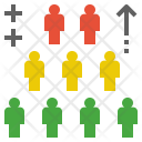 Human Resources People Icon
