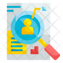 Human Resources Find Employee Recruit Icon