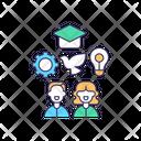 Human Resource Personality Icon