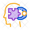 Human Search Engine Icon