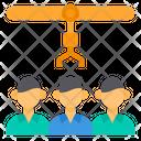 Human Selection Icon