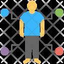 Human Sensing Icon