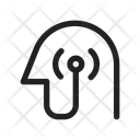 Human Signal Icon