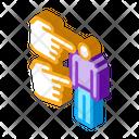 Human Bullying Aggression Icon