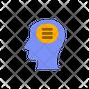 Human Think Icon