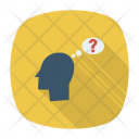 Human thinking Icon