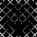 Human Trafficking Despair Slavery Icon