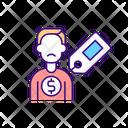 Human Trafficking Icon