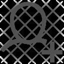 Human User Profile Icon